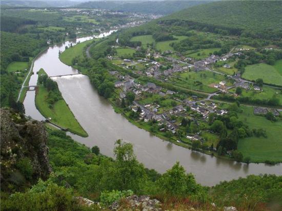 Week-end dans les Ardennes