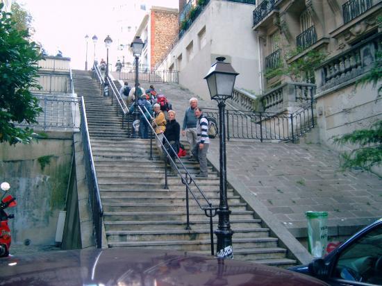EXCURSION À PARIS