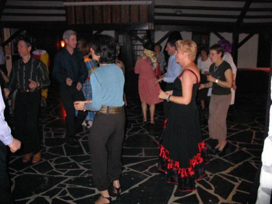 Soirée du Club Mars 2007